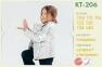 Детская весенняя куртка на девочку КТ 206 Бемби, плащевка+супрем+утеплитель 0
