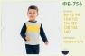 Детская футболка на мальчика ФБ 756 Бемби, супрем л/к 0