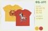 Детская футболка на мальчика ФБ 691 Бемби, супрем 0