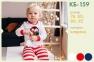 Детский комбинезон для новорожденных КБ 159 Бемби, интерлок 0