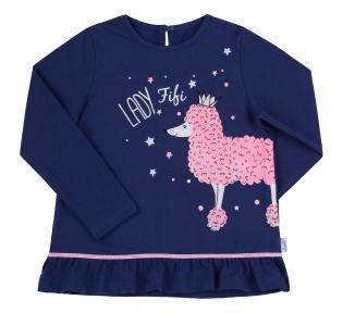 Детская футболка на девочку ФБ 706 Бемби, супрем