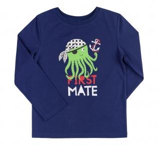 Детская футболка на мальчика ФБ 712 Бемби, супрем