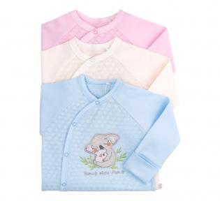 Дитячий комбінезон для новонароджених КБ 146 Бембі, інтерлок