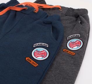 Детские спортивные штаны на мальчика ШР 579 Бемби, трикотаж