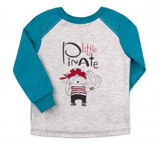 Дитяча футболка на хлопчика ФБ 709 Бембі, інтерлок