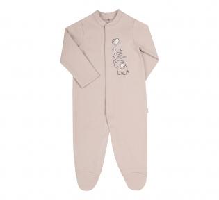 Детский комбинезон для новорожденных КБ 141 Бемби байка универсальный
