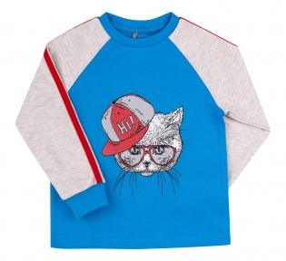 Детская футболка на мальчика ФБ 708 Бемби, интерлок