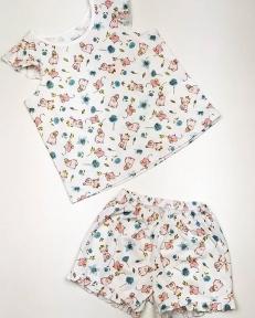Детская летняя пижама ПЖ 48 Бемби, супрем