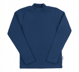 Детский гольф теплый ГФ 68 Бемби синий