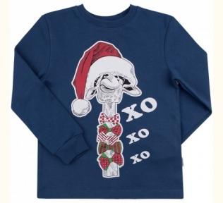 Детская футболка на мальчика ФБ 648 Бемби, интерлок