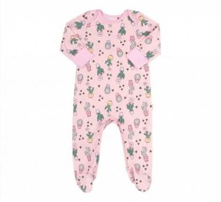 Детский комбинезон для новорожденных КБ 152 Бемби, интерлок