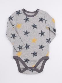 Детский боди для новорожденных БД 132 Бемби, интерлок