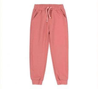 Детские спортивные штаны для девочки ШР 720 Бемби розовый