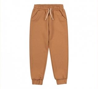 Детские спортивные штаны для девочки ШР 720 Бемби бежевый
