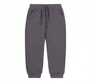 Детские спортивные штаны для девочки ШР 720 Бемби серый