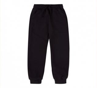 Детские спортивные штаны для девочки ШР 720 Бемби черный