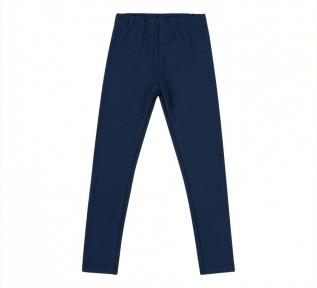 Детские штаны (лосины) для девочки ШР 389 Бемби синий