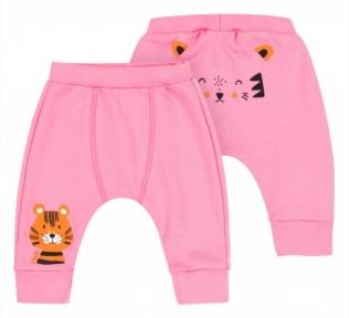 Детские штаны для новорожденных ШР 609 Бемби, интерлок