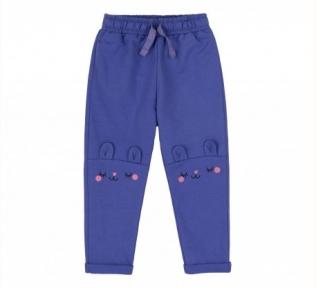 Детские штаны для новорожденных ШР 610 Бемби, трикотаж