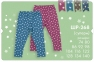 Детские штаны (лосины) для девочки ШР 268 Бемби, супрем