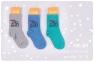 Детский набор носков с 6 шт для мальчика НК 89 Бемби, простые
